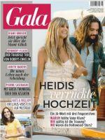 Gala Magazine [Germany] (8 August 2019)