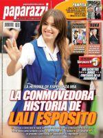 Paparazzi Magazine [Argentina] (17 April 2015)