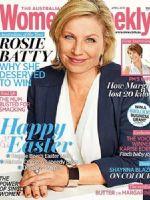 Women's Weekly Magazine [Australia] (April 2015)
