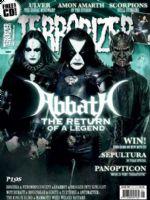 Terrorizer Magazine [United Kingdom] (January 2016)