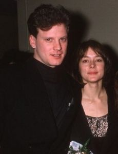 Colin Firth Dating His...