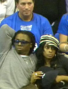 Weezy dating history