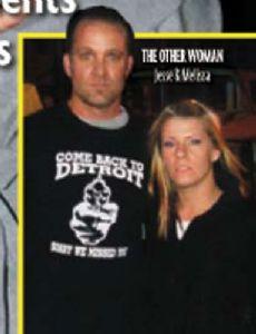 Jesse James and Melissa Smith