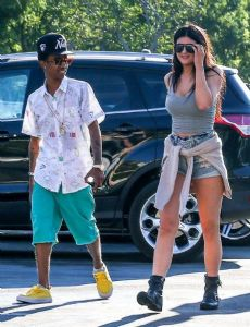 Kylie Jenner and Lil Twist