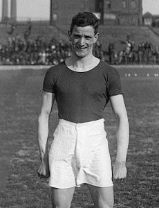 David Jacobs (athlete)