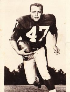 Dick James (American football)