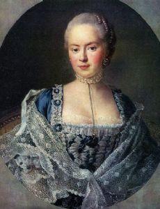Darya Petrovna Saltykova