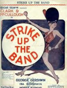 Strike Up the Band (musical)