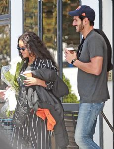Rihanna and Hassan Jameel
