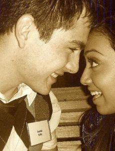 Melinda Shankar and Daniel Kelly