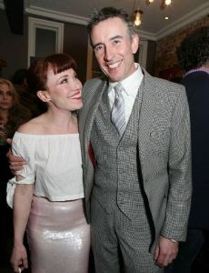 Daisy Lewis and Steve Coogan