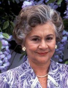 Mrs. Martha Wilson