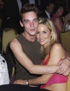 Jonathan Rhys Meyers and Lisa Butcher