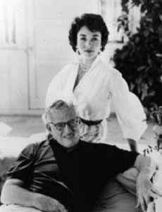 Jennifer Jones and David O. Selznick