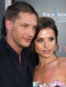 hardy dating The dark knight rises star tom hardy on the definition of grown-up-love.