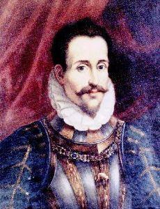Ottavio Farnese, Duke of Parma