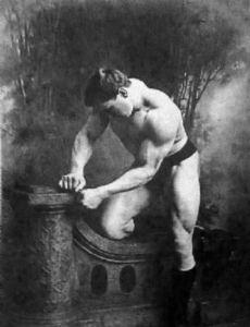 Georg Hackenschmidt
