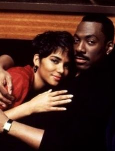 Eddie Murphy and Halle Berry