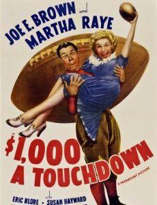 $1000 a Touchdown