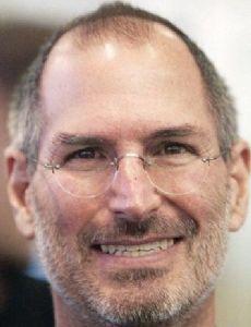 Steve Jobs and Diane Keaton