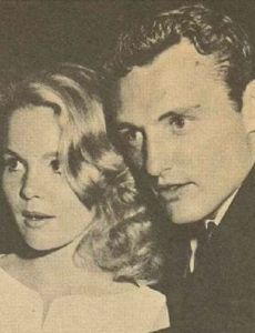 Tuesday Weld and Dennis Hopper