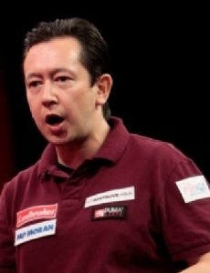 Scott MacKenzie (darts player)