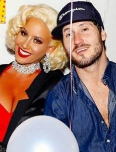 "who is amber rose dating right now Are amber rose and scott disick officially dating amid amber rose's efforts to downplay reports of  ""she thinks he's adorable and sexy but right now,."