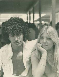 Slash and Melissa Fisher