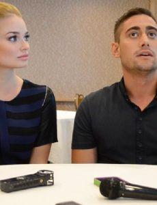 emma rigby and michael socha dating