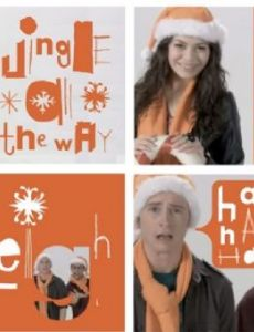 Nickelodeon Cast: Jingle Bells 2010 Version