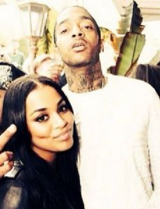 who all has lauren london dating