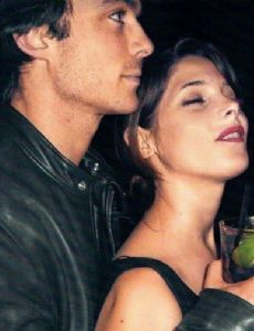 Ashley Greene and Ian Somerhalder