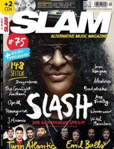 SLAM alternative music magazine