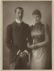 Prince Albert Victor, Duke of Clarence and Avondale and Mary of Teck