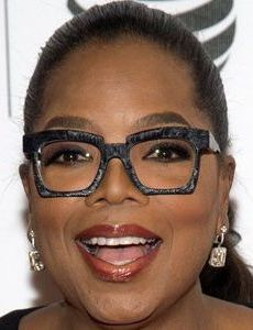 Oprah dating history
