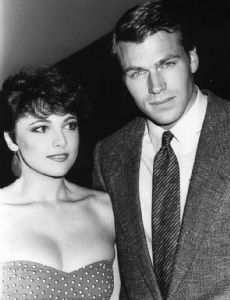 Jon-Erik Hexum and Emma Samms