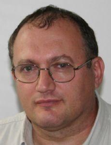 David Newman (political geographer)