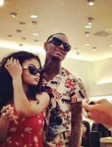 India Westbrook und Soulja Boy