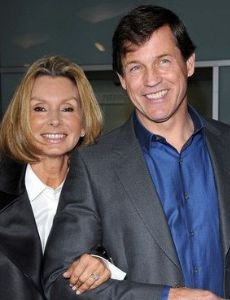 Michael Paré and Marjolein Booy