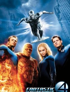 4: Rise of the Silver Surfer