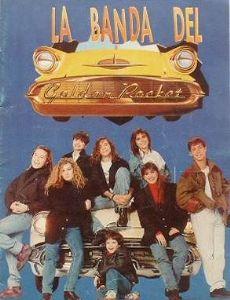 La banda del Golden Rocket