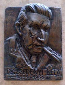 Béla Zsedényi