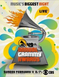 The 49th Annual Grammy Awards