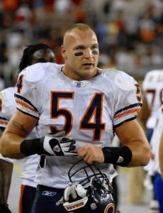 Brian urlacher dating history 1