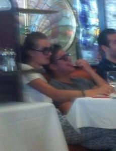 Zac Efron and Alexandra Storm