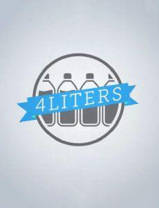 Take the 4 Liter Challenge