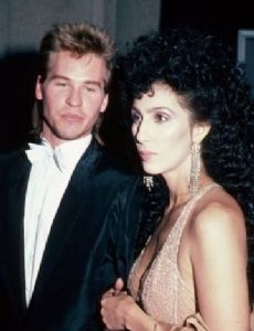 Cher and Val Kilmer