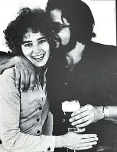 Jessica Lange and Paco Grande