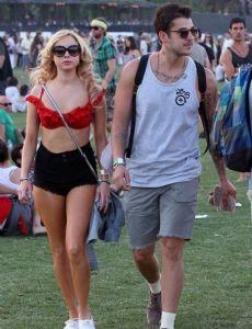 Rob Kardashian and Alessandra Torresani