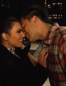 Kim Kardashian and Michael Copon